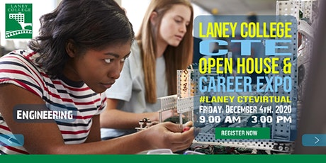 Laney College CTE Open House & Career Expo tickets