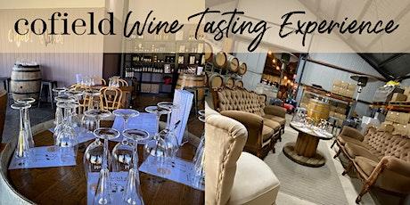 Cofield Wines Wine Tasting Experience