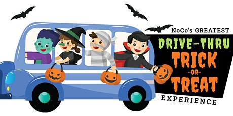 NoCo's Greatest Drive-Thru Trick-or-Treat Experience tickets