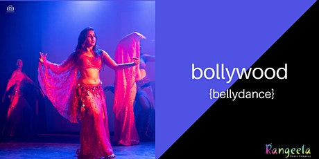 OUTDOOR & VIRTUAL BollyBelly Workshop with Swetha tickets