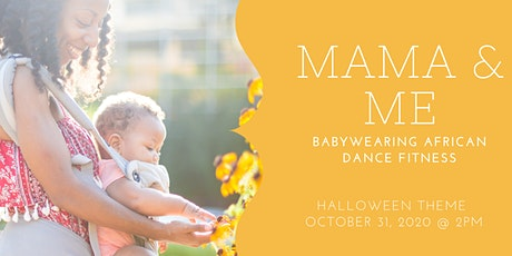 Mama & Me: Babywearing African Dance tickets