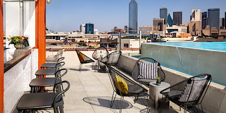 Poolside Sessions at CANVAS Dallas' Gallery Rooftop Lounge (Fri-Sun) tickets