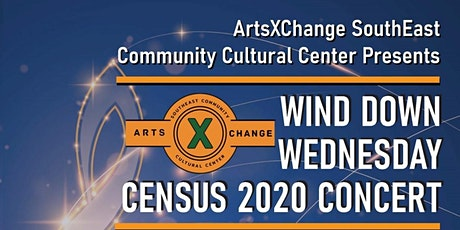 Wind Down Wednesday Census 2020 Concert tickets