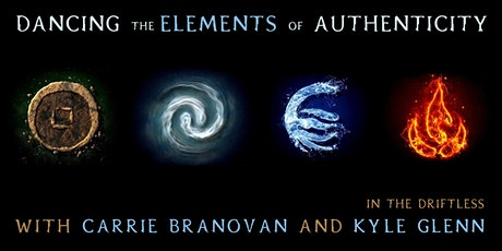 DANCING the ELEMENTS of AUTHENTICITY tickets