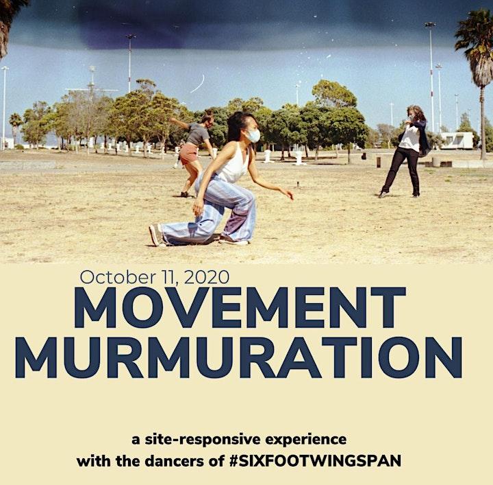 Movement Murmuration Workshop image