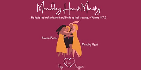 Mending Hearts Online Support Group for Grieving Mothers tickets