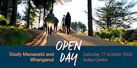 Study Manawatū and Whanganui - Student Open Day tickets