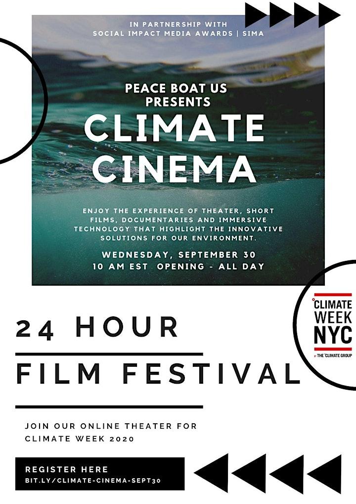 Climate Cinema - a Virtual Film Festival for Impact image