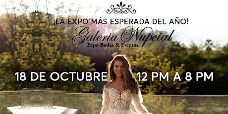 EXPO GALERIA NUPCIAL 2020 boletos