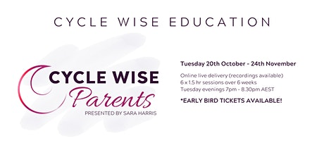 Cycle Wise Parents tickets