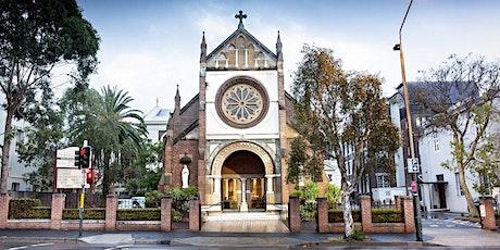 Mass at St Francis of Assisi, Paddington - Saturday Vigil (530pm) tickets