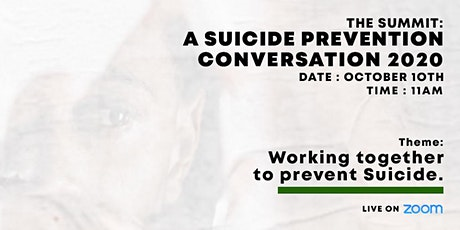 The Summit: A Suicide Prevention Conversation 2020 tickets