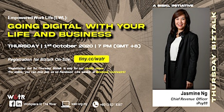 Thursday Biztalk : Going Digital With Your Life and Business tickets