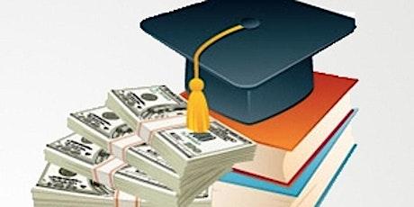 Zoom: 如何巧妙規劃,申請最多的大學獎助學金? tickets