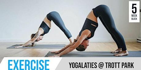 Yogalates  | 5 Week Block | Trott Park