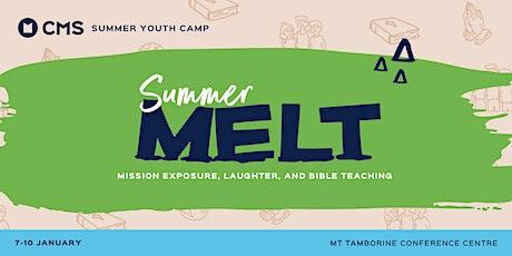 CMS Summer MELT Youth Registration tickets