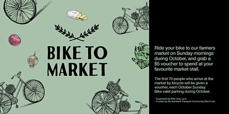 Bike to Market tickets