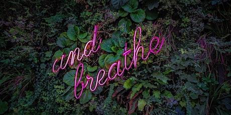 Breathe Through It tickets