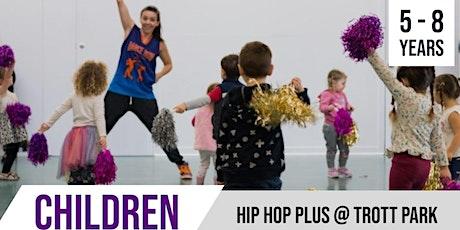 Hip Hop PLUS  | 5 -8yrs  | Trott Park