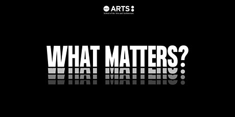 10 Questions: What Matters? tickets