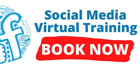 Social Media Virtual Online Training tickets