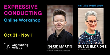 Expressive Conducting Online Workshop tickets