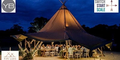 Tipi Under the Stars Summer Networking