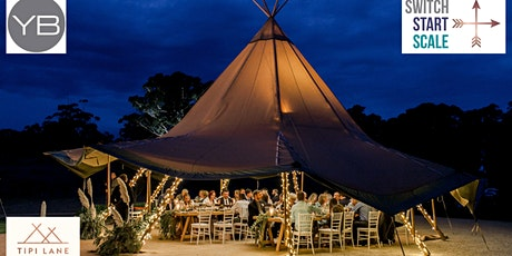 Tipi Under the Stars Summer Networking tickets