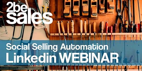 Social Selling LinkedIn Automation / ENGLISH Tickets