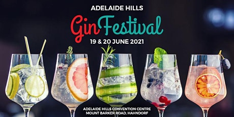 Adelaide Hills Gin Festival tickets