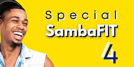SambaFIT (4 class for $40) tickets