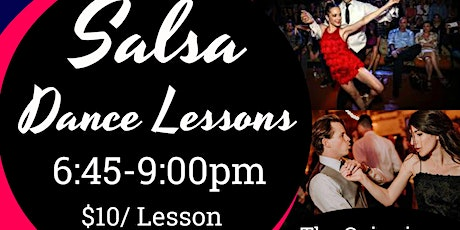 Salsa Dance Lessons & Dance Social tickets