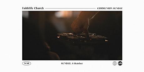 Faithlife Church Service (4 October) tickets