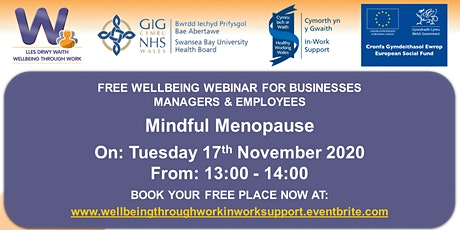 Mindful Menopause tickets