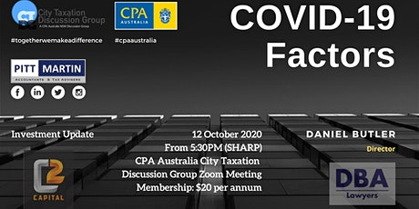 CTDG October 2020 - Latest practical tips and strategies for SMSF tickets