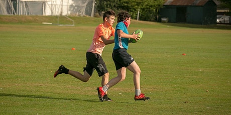Ross Sutherland Rugby Youth training tickets
