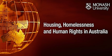 Housing, Homelessness and Human Rights in Australia tickets