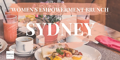 Virtual Women's Empowerment Brunch - Sydney: Worldview Edition tickets