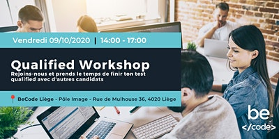 BeCode – Qualified Workshop – AI Liège