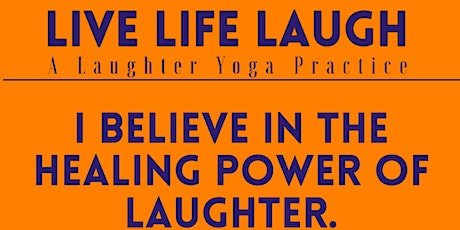 Laughter Yoga: Presented by Wendy Wilson from Live Life Laugh tickets