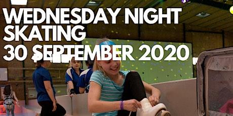 Wednesday Night Skating -  30 September 2020 tickets