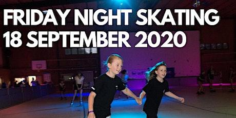 Friday Night Skating - 2 October 2020 tickets