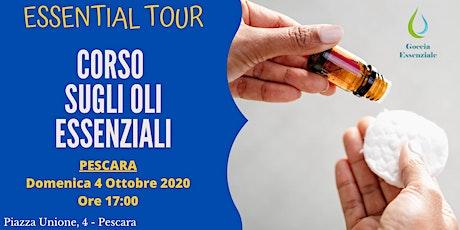 PESCARA - Corso introduttivo sugli Oli Essenziali biglietti