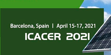 6th Intl. Conf. on Advances on Clean Energy Research-ICACER 2021