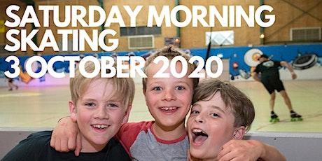 Saturday Morning Skating - 3 October 2020 tickets