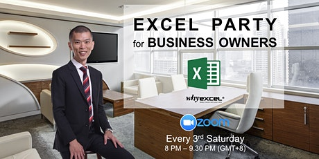 EXCEL PARTY for BUSINESS OWNERS tickets