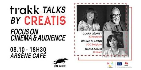 TRAKK Talks - le Covid : source d'opportunités pour le secteur audiovisuel! billets