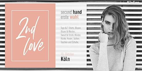 Second Love - Köln Tickets