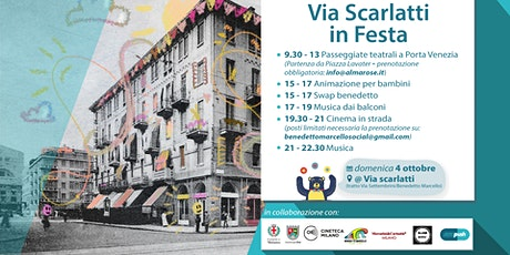 Via Scarlatti in festa biglietti