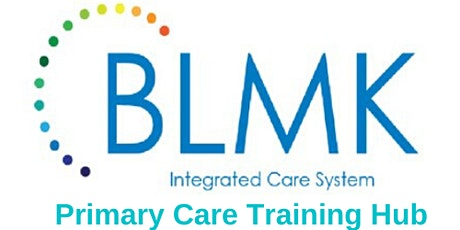 Infection Prevention and Control Training for  BLMK Primary Care tickets